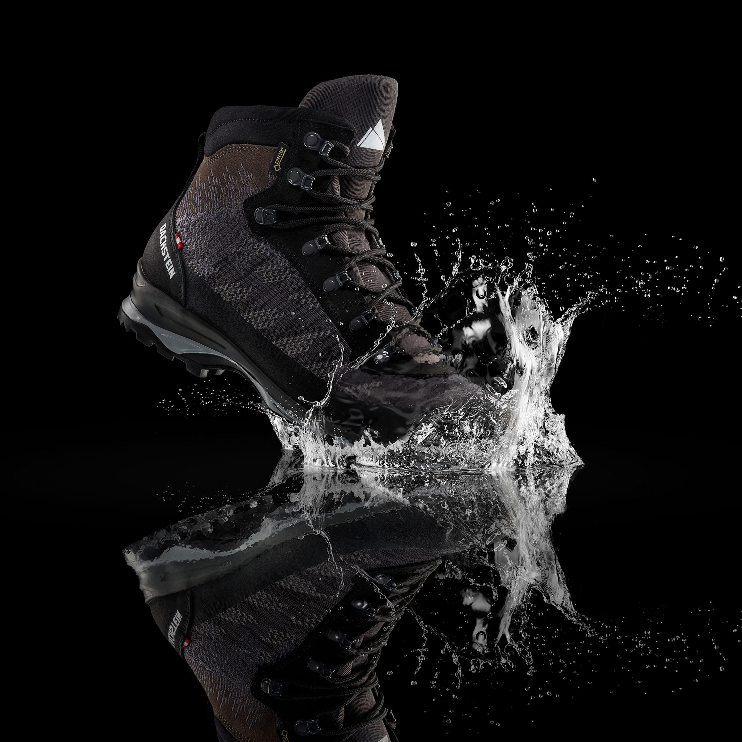 Mathias Lixl STUDIO | Dachstein Schuhe Gore-Tex Splash