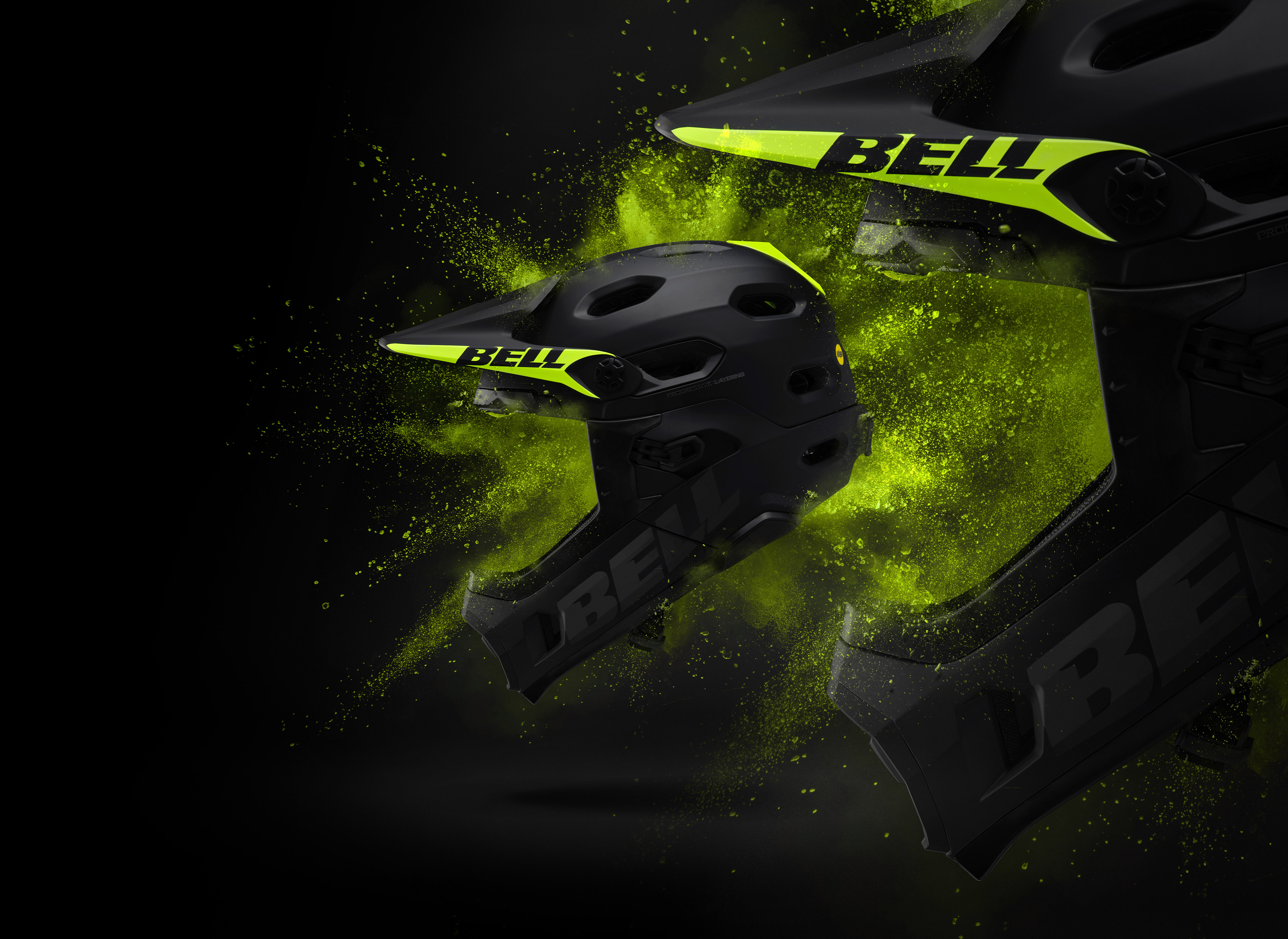 Mathias Lixl STUDIO | Bell Helmet Super DH